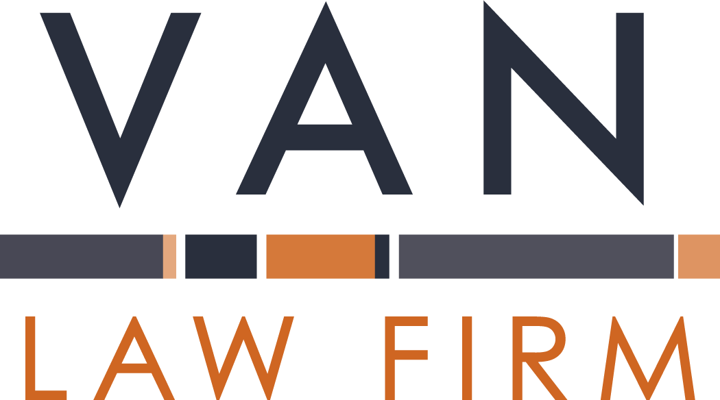 Van law firm logo